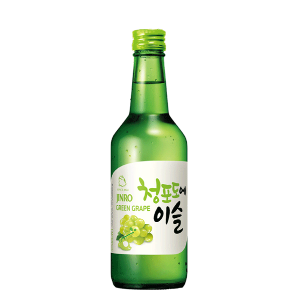 Jinro Green Grape
